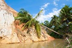 Le Vietnam et le courant de fée des Etats-Unis Chennai Photos stock