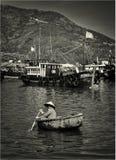Le Vietnam et vietnameses Image libre de droits