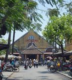 Le Vietnam - Hoi An - Cho Hoi An - marché local Photographie stock
