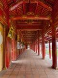 Le Vietnam, Hue Royal Palace impérial de Cité interdite photos libres de droits