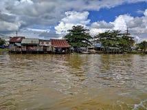Le Vietnam le Mekong photo libre de droits