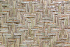 Le vieux bambou Image stock