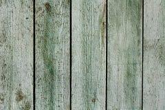 Le vieux bois vert en bon état photos stock