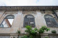 Le vieux bureau de douane, Thaïlande Photos stock