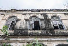 Le vieux bureau de douane, Thaïlande photographie stock