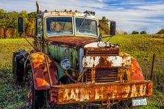 Le vieux caoutchouc Photo stock