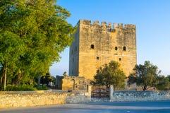 Le vieux château Image libre de droits
