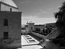 Le vieux château de Rabati images stock