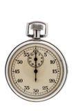 Le vieux chronomètre Photos libres de droits