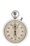 Le vieux chronomètre Photo libre de droits