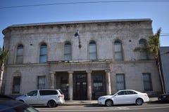 Le vieux commissariat de police de mission, San Francisco Image libre de droits