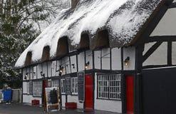 Le vieux cottage Resturaunt Ringwood Photographie stock libre de droits