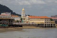 Le vieux et reconstitués - Casco Vieja, Panamá City photos libres de droits