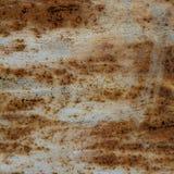 Le vieux fond et rouille rustiques en métal donnent au backgraund une consistance rugueuse images libres de droits