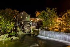 Le vieux moulin Image libre de droits