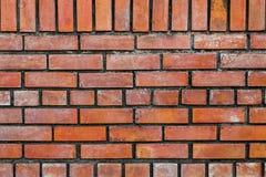 Le vieux mur de briques de vintage image stock