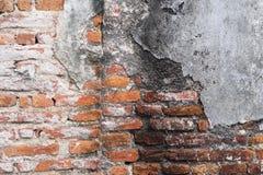 Le vieux mur de la colle Images stock