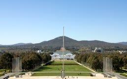 Le vieux Parlement Maison-Canberra Photos stock