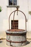 Le vieux puits photographie stock libre de droits