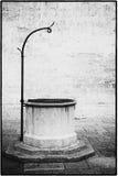 Le vieux puits Photos stock