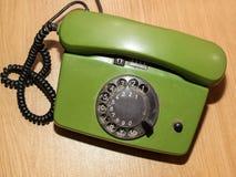Le vieux téléphone Images libres de droits