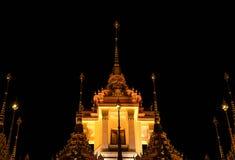 Le vieux temple à Bangkok Photographie stock libre de droits