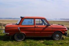Le vieux véhicule Image libre de droits