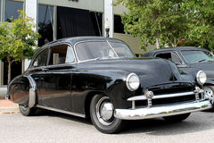 Le vieux véhicule de Chevrolet Image libre de droits