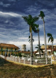 Le view-2 des Caraïbes Photo libre de droits
