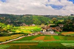 Le village Images stock