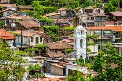 Le village de Palaichori Secteur de Nicosie, Chypre Photographie stock