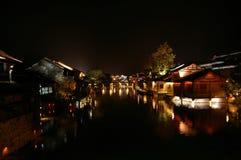 Le village de Wu de la Chine Photos stock