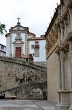 Le village historique d'Amarante au Portugal Photos libres de droits