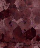 Le vin a coloré l'impression de vigne illustration libre de droits