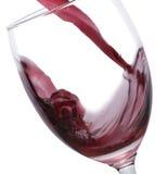 Le vin rouge Image libre de droits