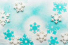Le vintage confortable a modifié la tonalité le photogra dénommé par Noël de vacances d'hiver Image libre de droits