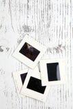 Le vintage glisse d'en haut Photo stock