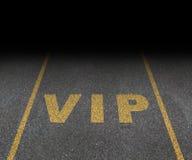 Le VIP entretiennent Photographie stock