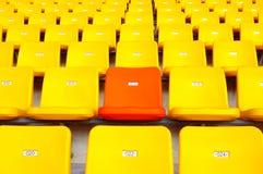 Le VIP spécial pose des sièges photographie stock libre de droits