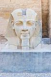 Le visage antique Photo libre de droits