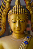 Le visage de Bouddha Photos stock
