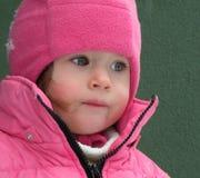 Le visage des enfants Images libres de droits