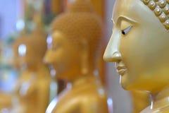 Le visage du Bouddha Images stock