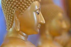 Le visage du Bouddha Image stock