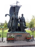 Le viste di Iževsk Fotografie Stock