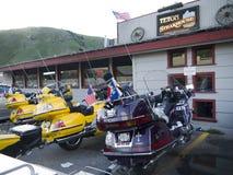 Le viste di Jackson Hole nel Wyoming Fotografia Stock Libera da Diritti