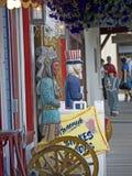 Le viste di Jackson Hole nel Wyoming Fotografie Stock Libere da Diritti