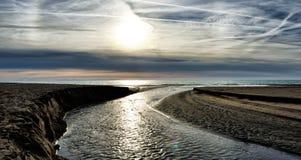 Le viste sul mare toscane, paradiso è LXIV seguenti fotografia stock libera da diritti