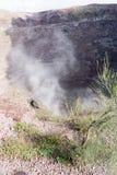 Le volcan le Vésuve Photo libre de droits