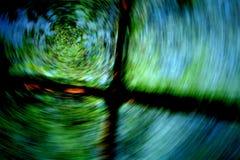 Le vortex d'une tornade image stock